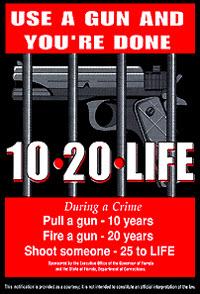 Florida 10-20 Laws