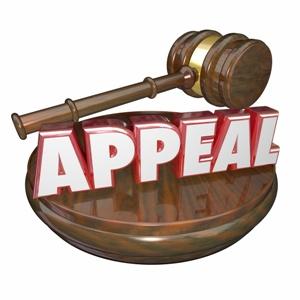 judge gavel appeal criminal conviction