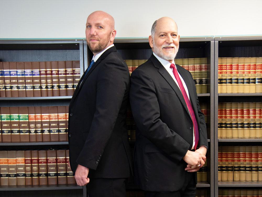 Robert Malove and Cory Petruny