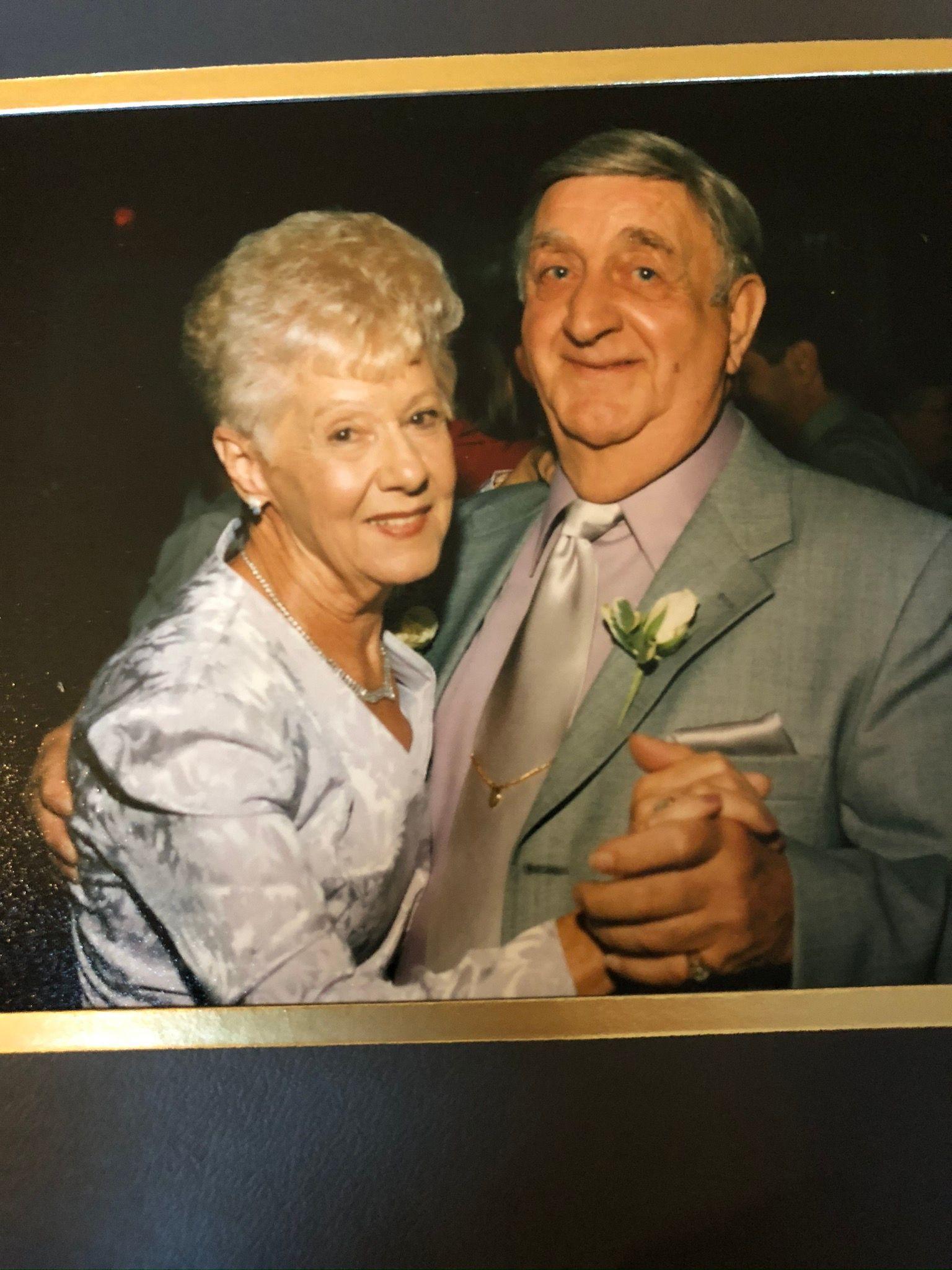 Mikes Grandparents