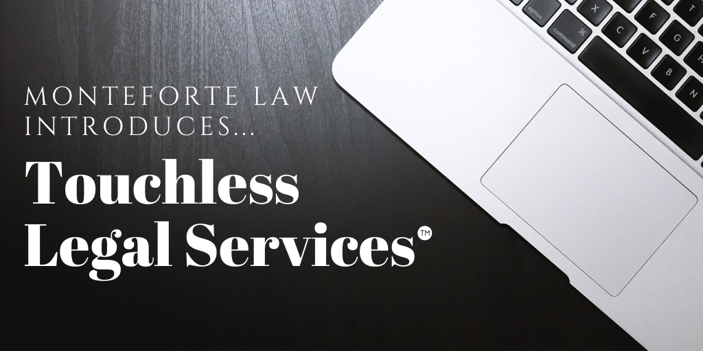 Touchless Legal Services