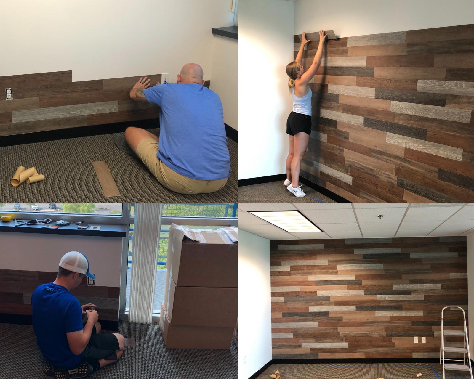 moving blog walls