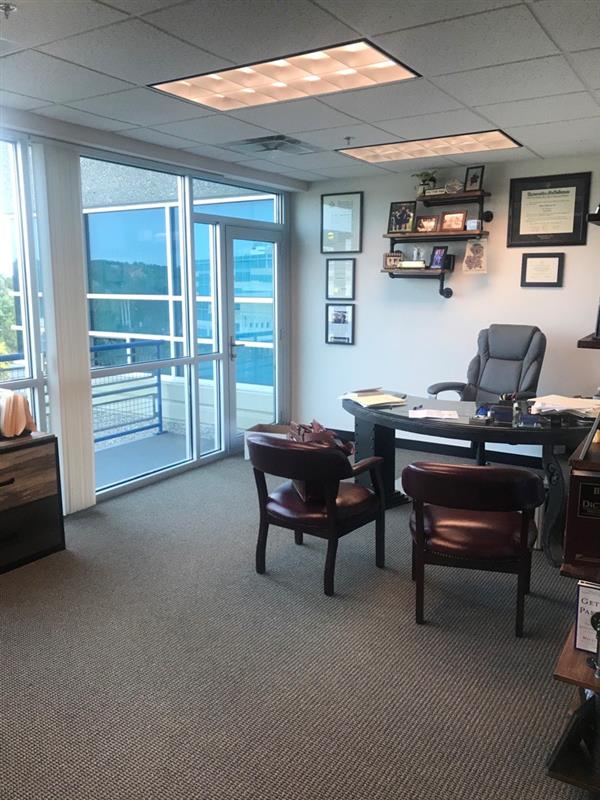 Mike's Office