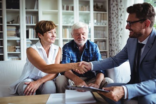 Estate planning with an attorney