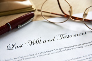 What happens if you don't have a will