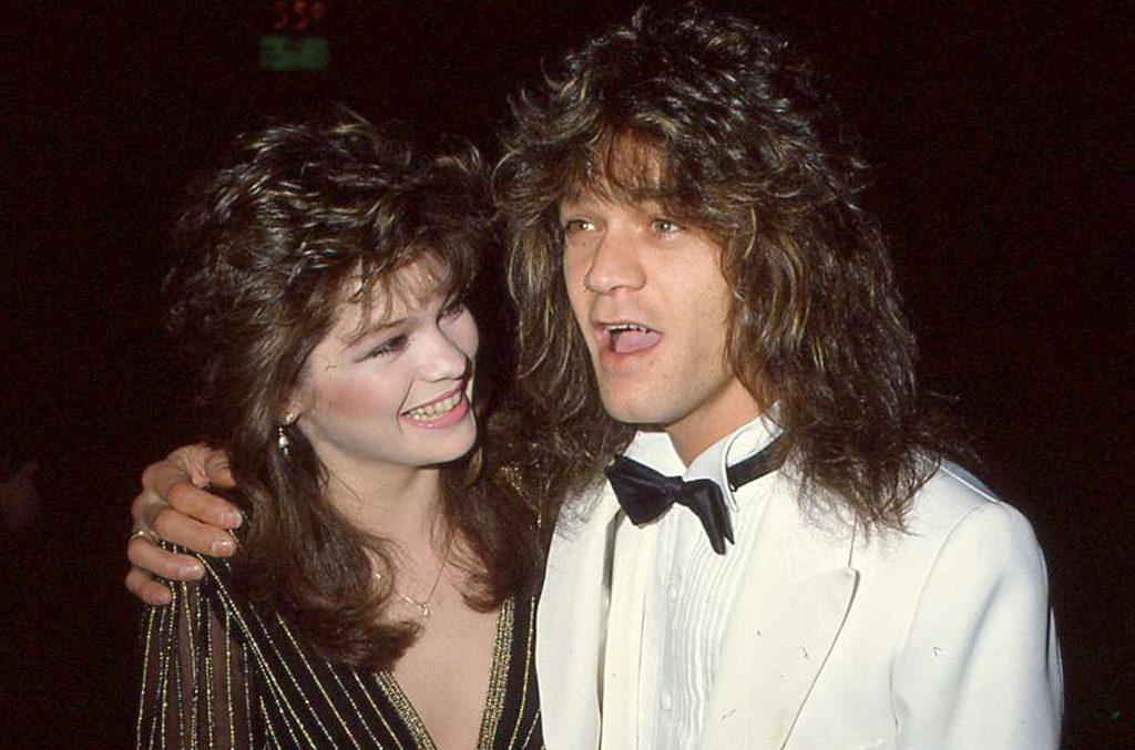 Eddie and Valerie