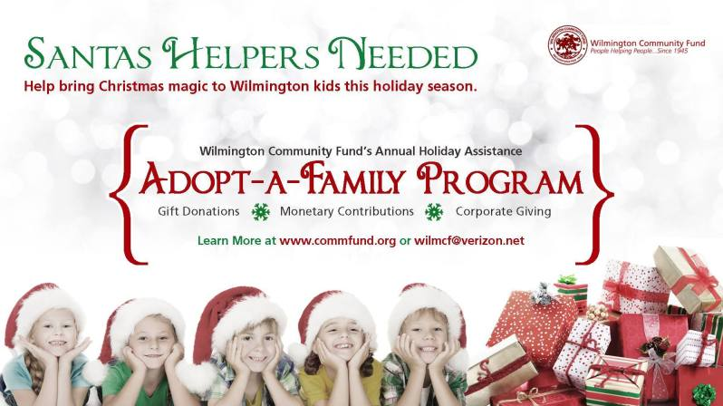 community involvement adopt a family