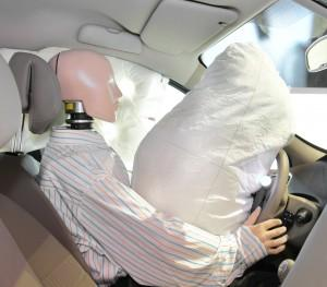 a defective airbag