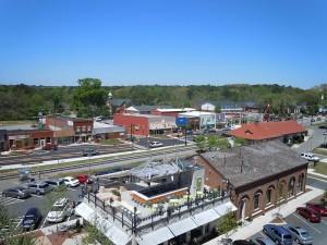 Downtown Woodstock, GA