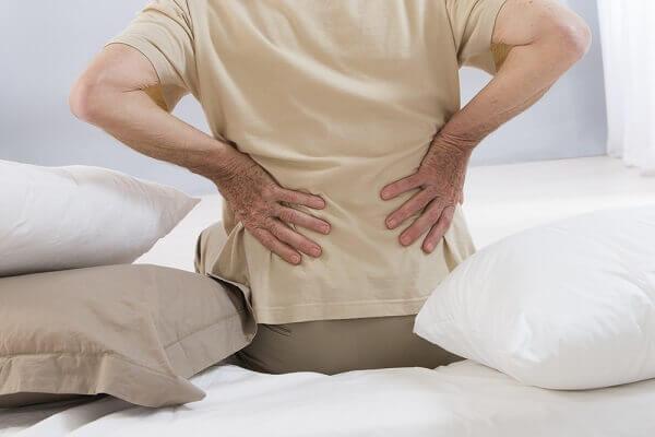 back injury