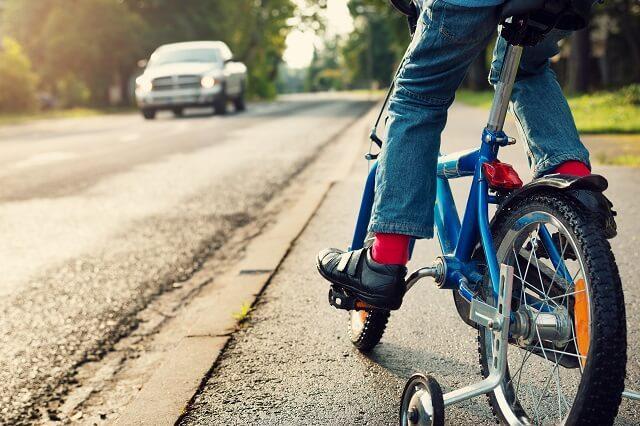 national bike to school day Van Sant Law