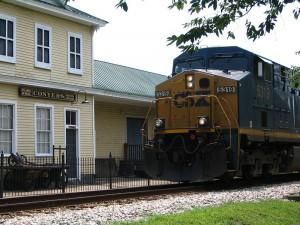 Conyers Train Station