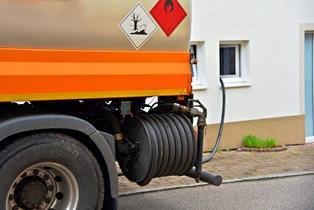 trucks carrying hazardous cargo