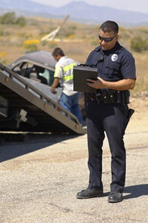 police accident report