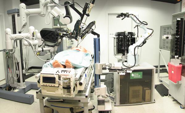 operating room table Van Sant Law
