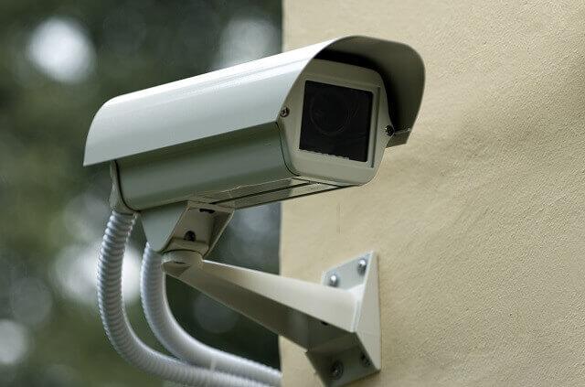 Video Surveillance camera Van Sant Law