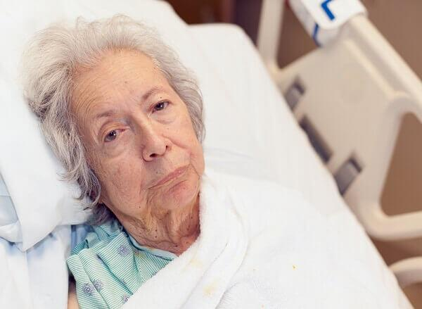 slip-fall in nursing home Van Sant Law