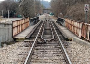 train-tracks Van Sant Law