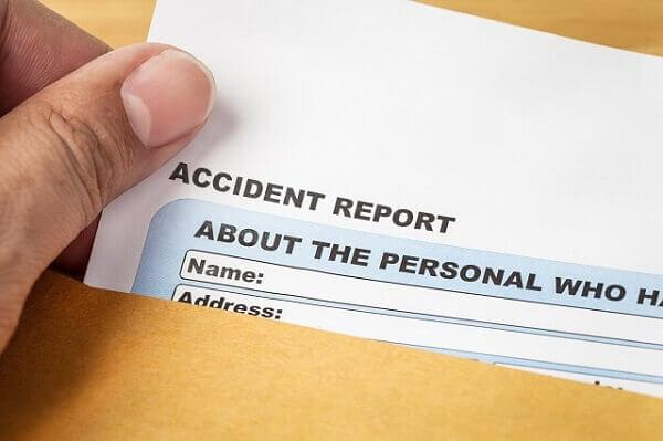 Workers' comp accident form