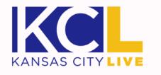 Kansas City Live logo