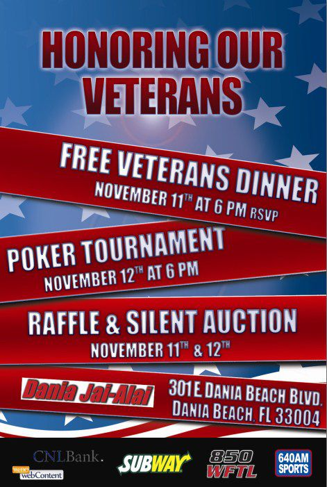 South Florida Veterans Day Events