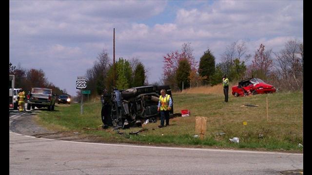 Rockingham County Crash