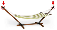 Recalled defective hammock stand | PA NJ Defective Recalled Product Lawyer