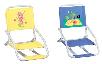 Recalled beach chair| PA NJ dangerous products lawyer