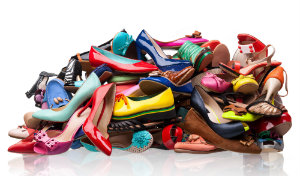 Choosing the right pair for your feet