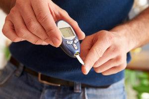 Care for diabetic feet