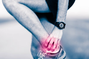 Outer Ankle Pain