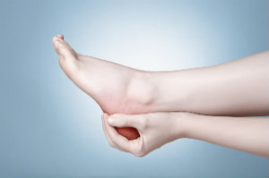 Suffering with Chronic Heel Pain