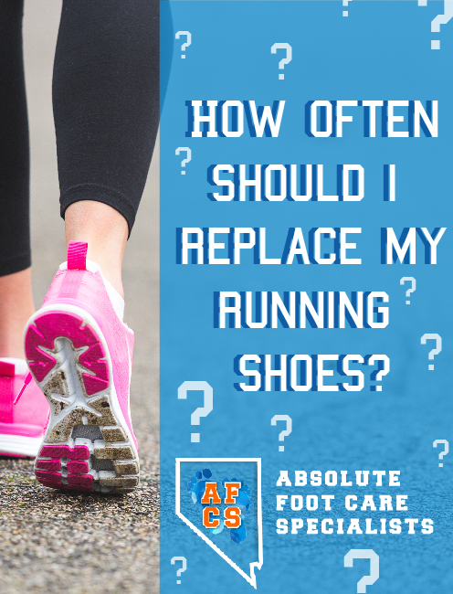 How Often Should You Replace Running Shoes?