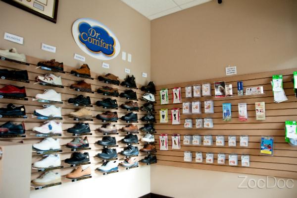 Grand Montecito shoe store