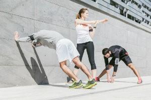 Regular stretching