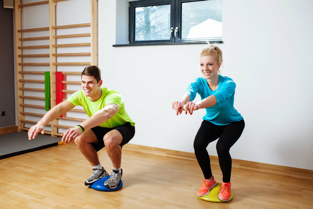 Balance exercises can help your athletic performance!