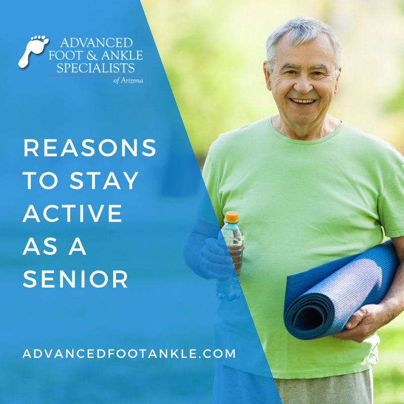 Stay Active as a Senior