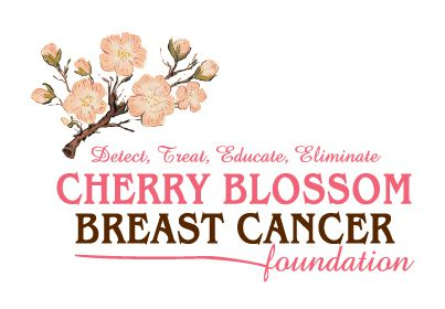 Cherry Blossom Breast Cancer Foundation's Logo, an Armored Cloud Community Partner