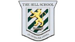 The Hill School's logo, an Armored Cloud Community Partner