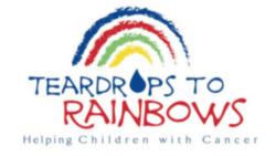 Teardrops to Rainbows Logo, an Armored Cloud Community Partner
