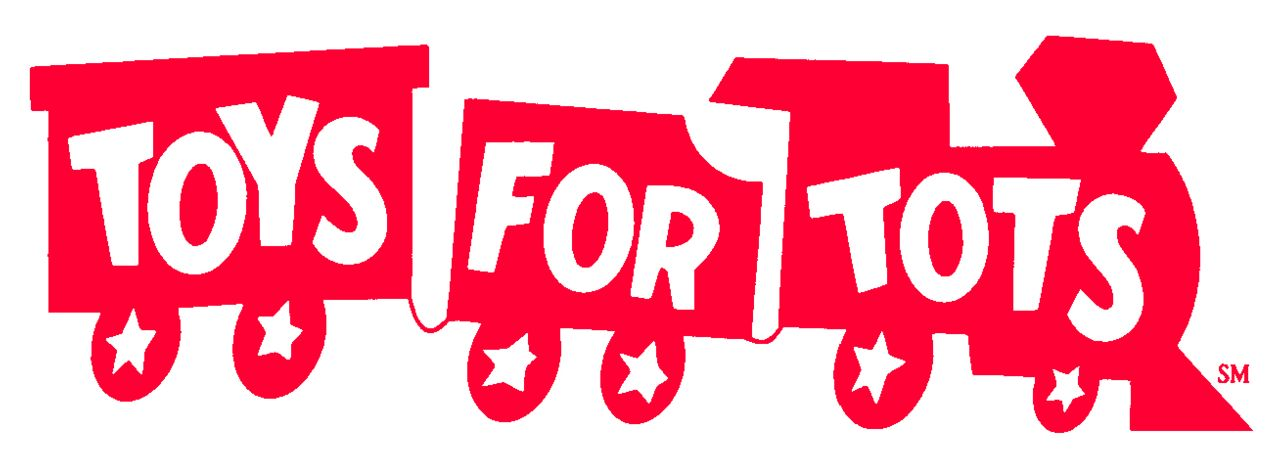 Toys for Tots Logo, an Armored Cloud Community Partner