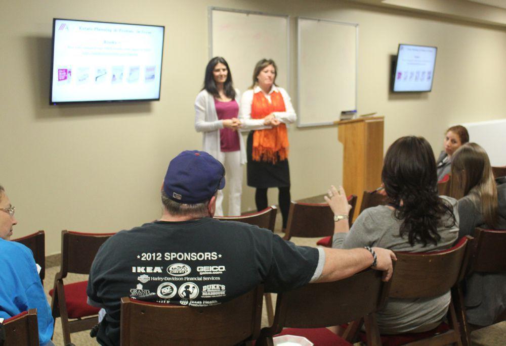 Lori Ashmore Peters Financial Legal Planning Seminar