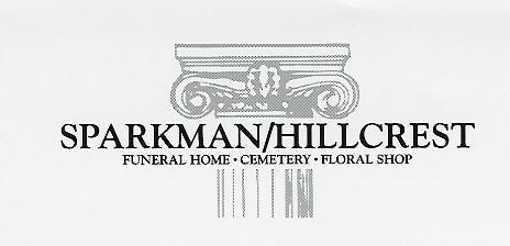 Sparkman Hillcrest Funeral Home Logo