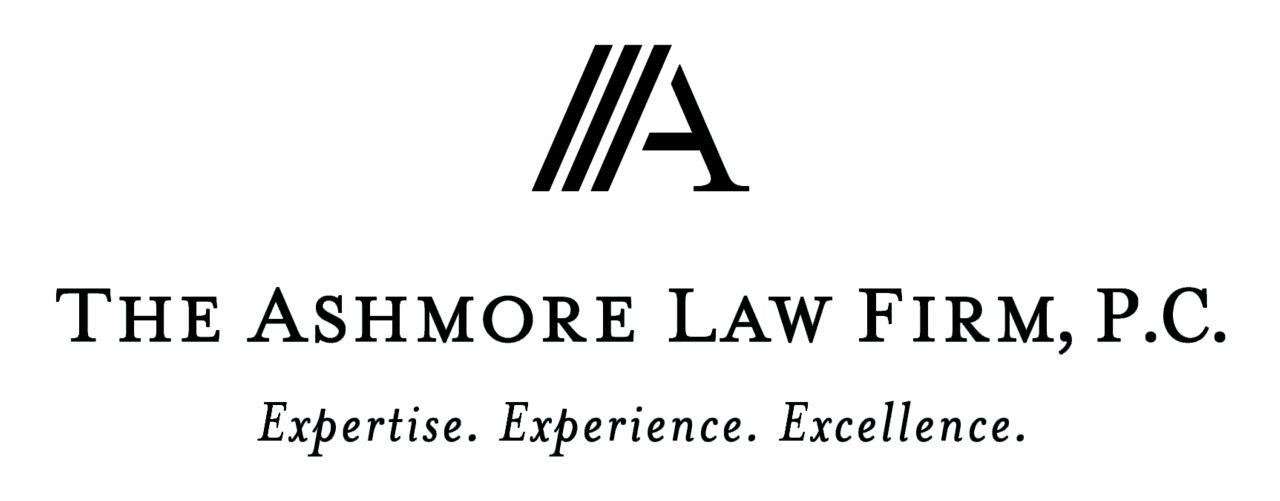 The Ashmore Law Firm Logo Dallas Texas