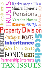 Dallas Texas Complex Property Division The Ashmore Law Firm