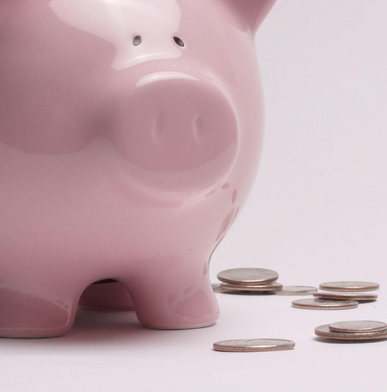 Monday Piggy Bank Trust Account