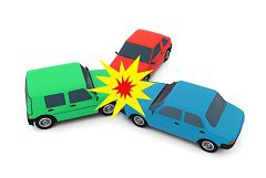 Crashes involving multiple vehicles can make it difficult to collect a fair recovery