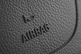 Airbag Closeup