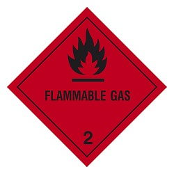 Flammable products are only one category of hazardous materials that commercial trucks carry throughout Texas