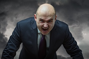 The boss is angry over your workers' compensation claim